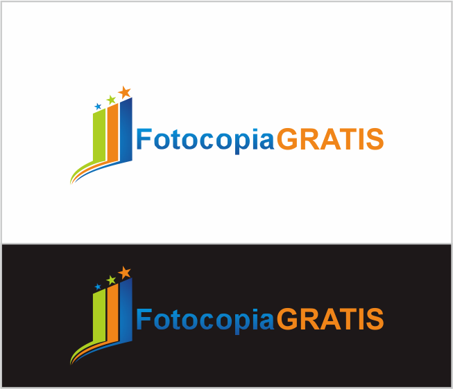 Logo Design by Armada Jamaluddin - Entry No. 204 in the Logo Design Contest Inspiring Logo Design for Fotocopiagratis.