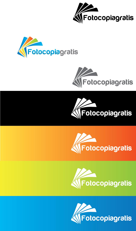 Logo Design by Private User - Entry No. 210 in the Logo Design Contest Inspiring Logo Design for Fotocopiagratis.
