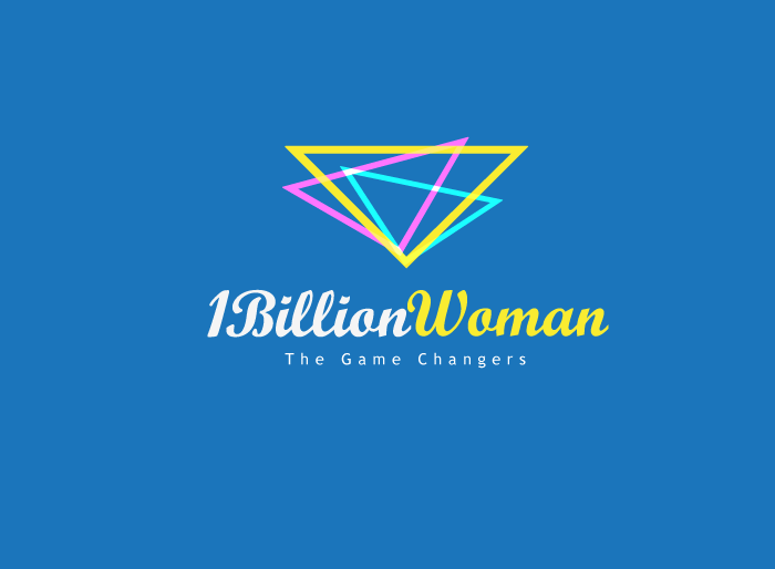 Logo Design by Jan Chua - Entry No. 37 in the Logo Design Contest Fun Logo Design for 1BillionWomen.