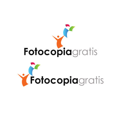 Logo Design by Private User - Entry No. 214 in the Logo Design Contest Inspiring Logo Design for Fotocopiagratis.