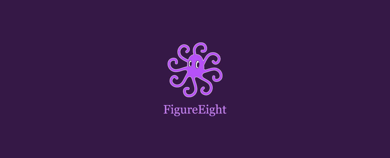 Logo Design by SERO - Entry No. 62 in the Logo Design Contest Artistic Logo Design for Figure Eight Clothing.