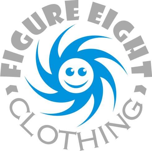 Logo Design by Korsunov Oleg - Entry No. 72 in the Logo Design Contest Artistic Logo Design for Figure Eight Clothing.