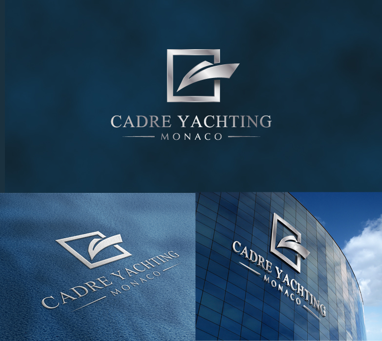Logo Design by SERO - Entry No. 354 in the Logo Design Contest New Logo Design for Cadre Yachting Monaco.