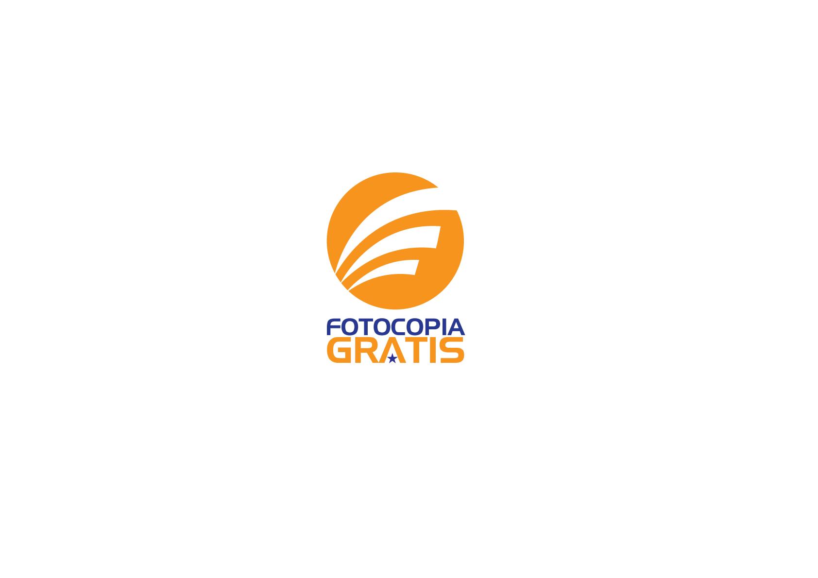 Logo Design by Severiano Fernandes - Entry No. 216 in the Logo Design Contest Inspiring Logo Design for Fotocopiagratis.
