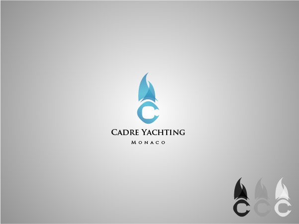 Logo Design by Private User - Entry No. 357 in the Logo Design Contest New Logo Design for Cadre Yachting Monaco.