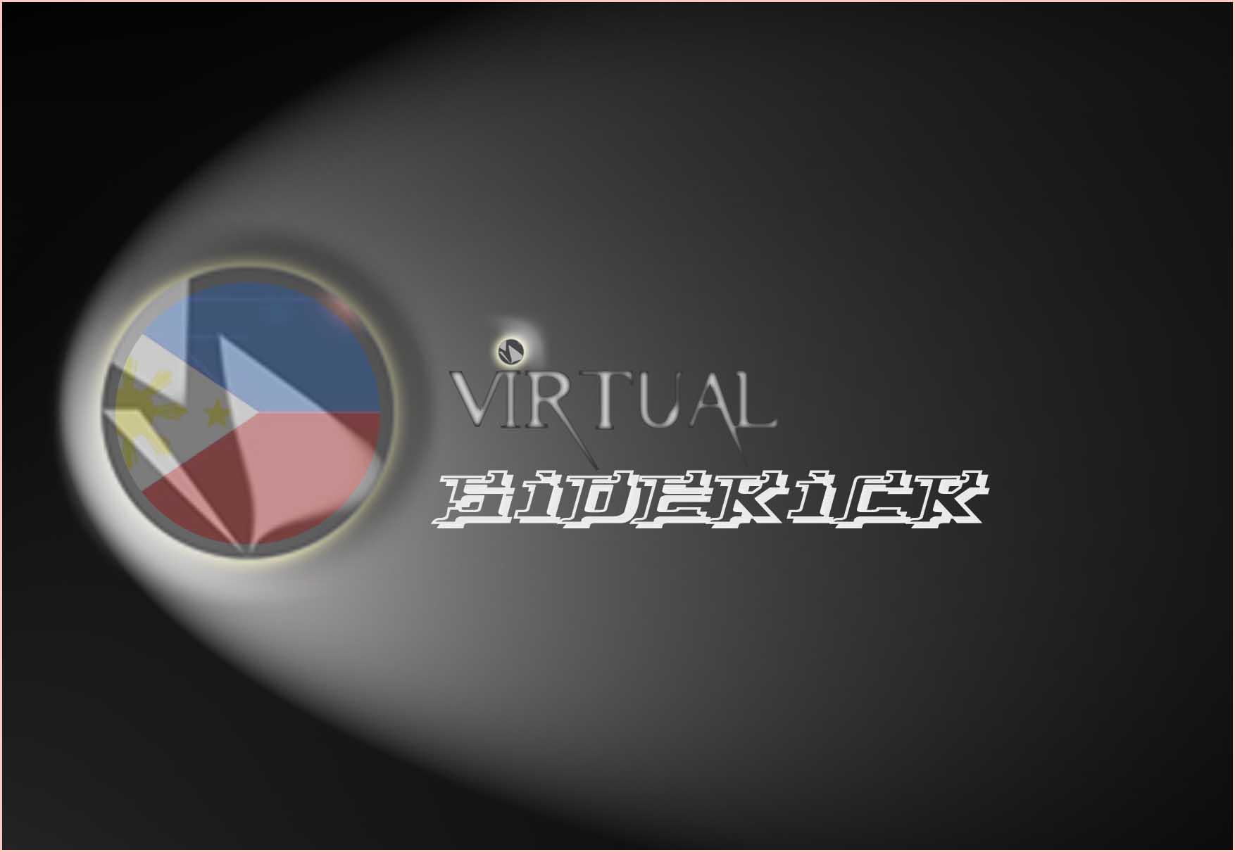 Logo Design by faza-bejo - Entry No. 113 in the Logo Design Contest Fun Logo Design for Virtual Sidekick.