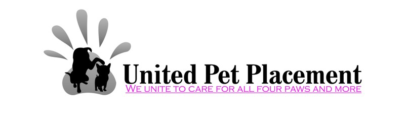 Logo Design by Crispin Jr Vasquez - Entry No. 1 in the Logo Design Contest Artistic Logo Design for united pet placement.
