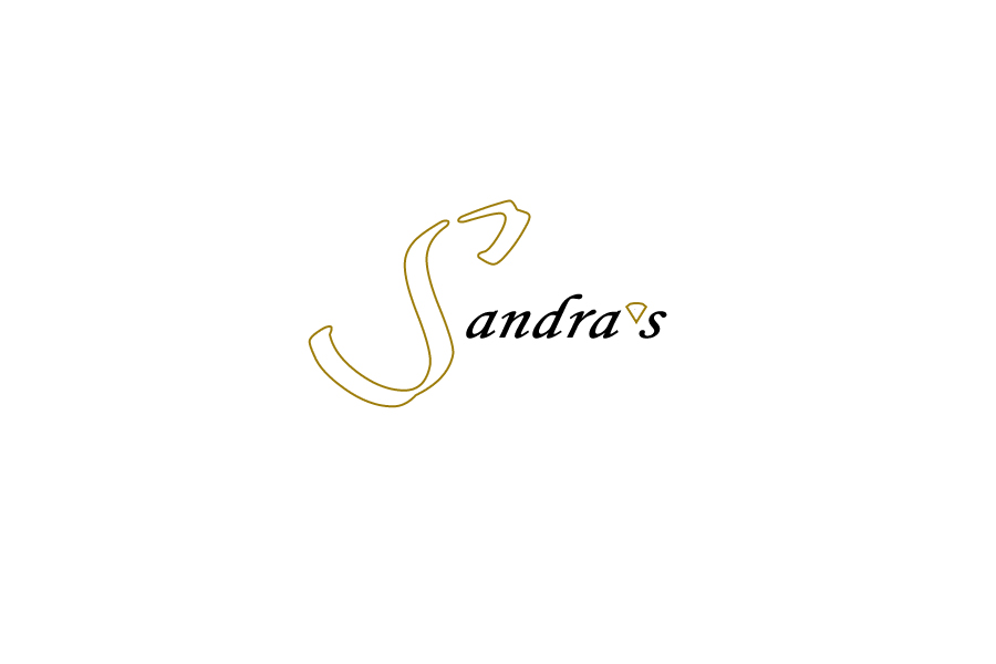 Logo Design by Ronel Billona - Entry No. 2 in the Logo Design Contest Imaginative Logo Design for Sandra's.