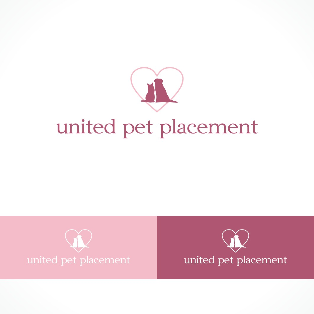 Logo Design by Private User - Entry No. 3 in the Logo Design Contest Artistic Logo Design for united pet placement.