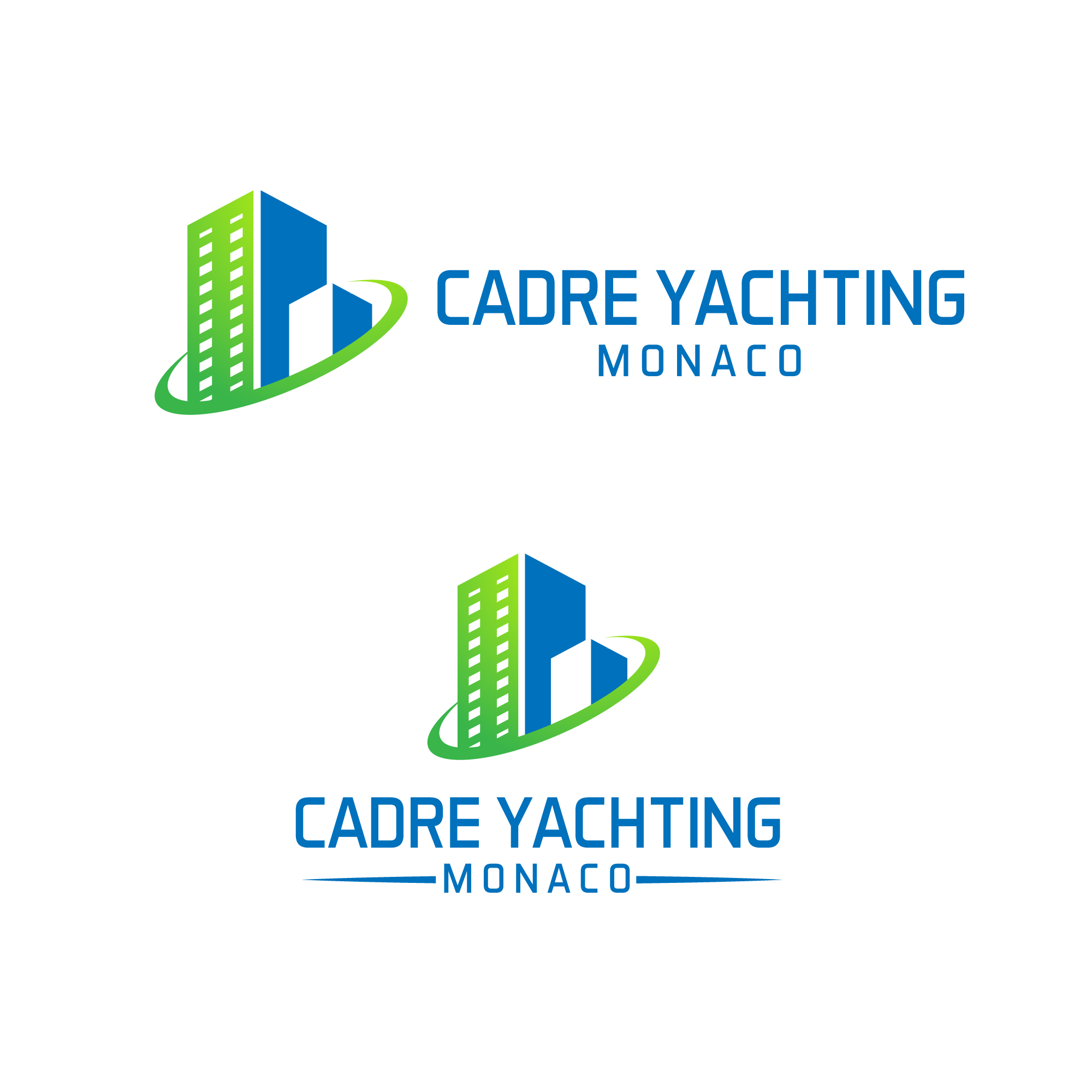 Logo Design by Gouranga Deuri - Entry No. 359 in the Logo Design Contest New Logo Design for Cadre Yachting Monaco.