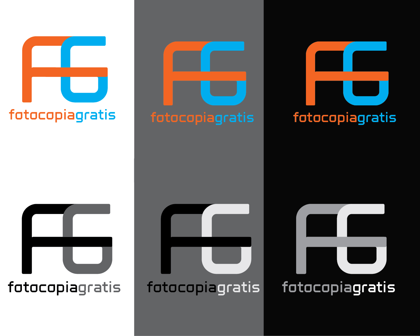 Logo Design by rA - Entry No. 217 in the Logo Design Contest Inspiring Logo Design for Fotocopiagratis.