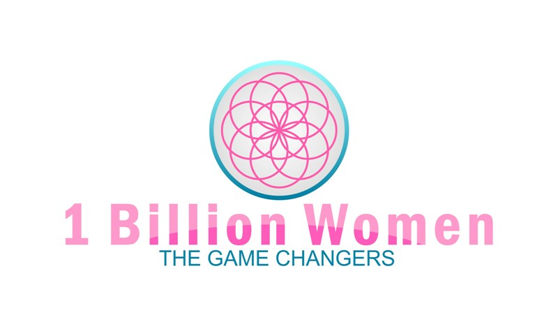 Logo Design by Crispin Jr Vasquez - Entry No. 54 in the Logo Design Contest Fun Logo Design for 1BillionWomen.