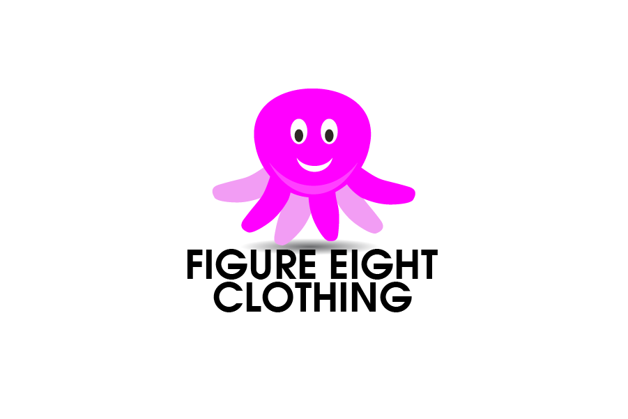 Logo Design by brands_in - Entry No. 75 in the Logo Design Contest Artistic Logo Design for Figure Eight Clothing.