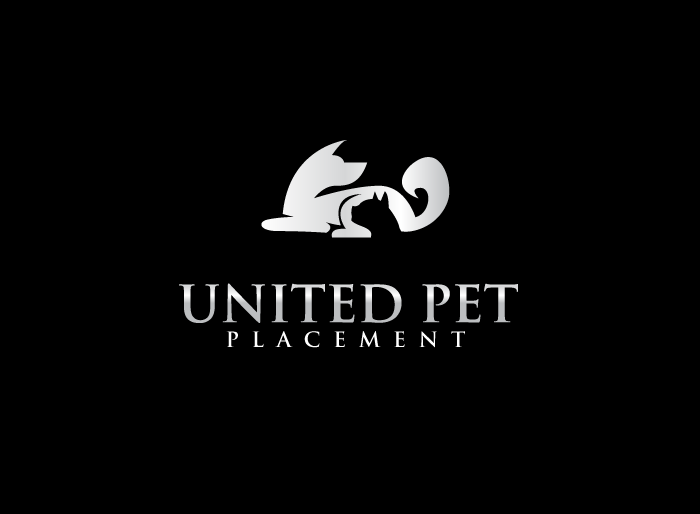 Logo Design by Jan Chua - Entry No. 9 in the Logo Design Contest Artistic Logo Design for united pet placement.
