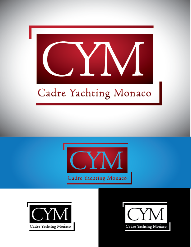 Logo Design by Chris Cowan - Entry No. 375 in the Logo Design Contest New Logo Design for Cadre Yachting Monaco.