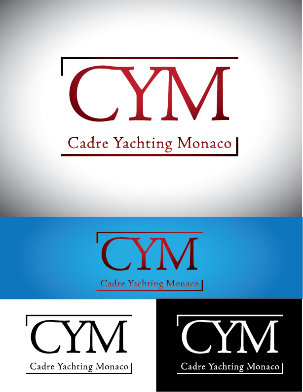 Logo Design by Chris Cowan - Entry No. 377 in the Logo Design Contest New Logo Design for Cadre Yachting Monaco.