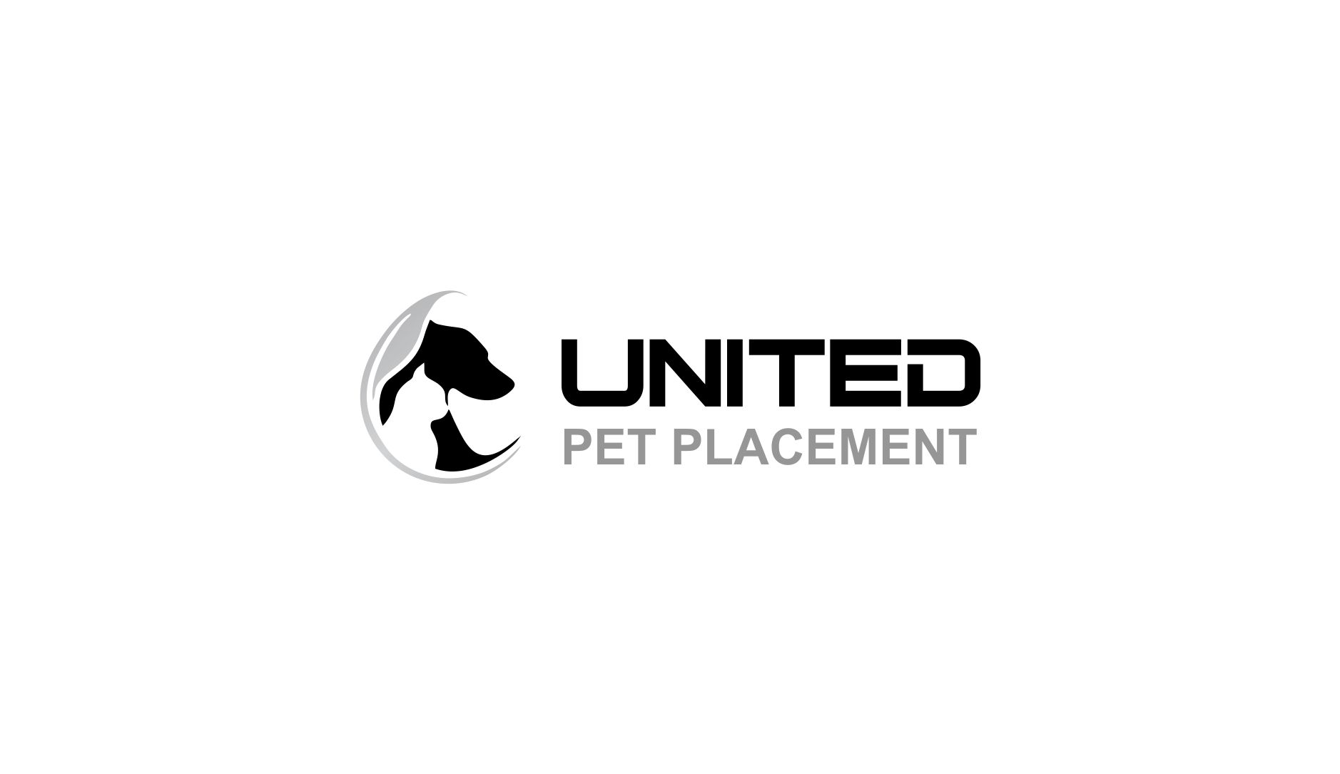 Logo Design by Muhammad Aslam - Entry No. 13 in the Logo Design Contest Artistic Logo Design for united pet placement.