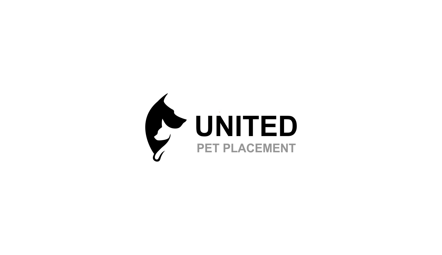 Logo Design by Muhammad Aslam - Entry No. 14 in the Logo Design Contest Artistic Logo Design for united pet placement.