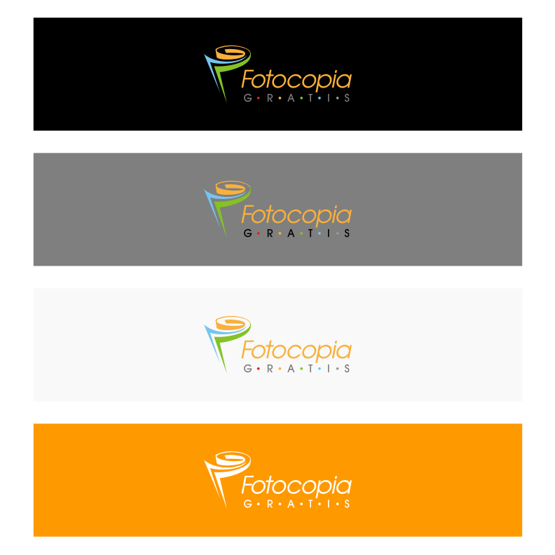 Logo Design by graphicleaf - Entry No. 222 in the Logo Design Contest Inspiring Logo Design for Fotocopiagratis.