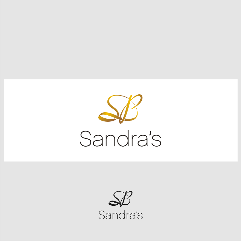 Logo Design by graphicleaf - Entry No. 8 in the Logo Design Contest Imaginative Logo Design for Sandra's.