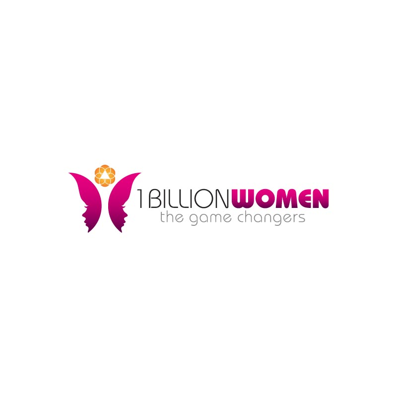 Logo Design by Private User - Entry No. 69 in the Logo Design Contest Fun Logo Design for 1BillionWomen.