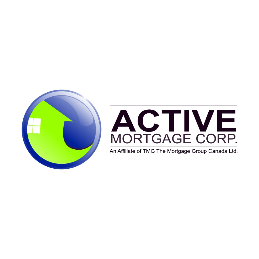 Logo Design by aspstudio - Entry No. 150 in the Logo Design Contest Active Mortgage Corp..