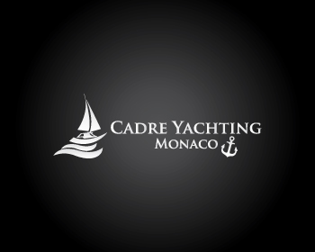 Logo Design by ibbie_ammiel2508 - Entry No. 378 in the Logo Design Contest New Logo Design for Cadre Yachting Monaco.