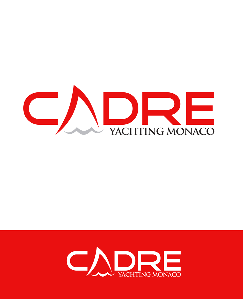 Logo Design by Private User - Entry No. 380 in the Logo Design Contest New Logo Design for Cadre Yachting Monaco.