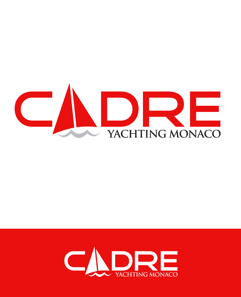 Logo Design by Private User - Entry No. 381 in the Logo Design Contest New Logo Design for Cadre Yachting Monaco.