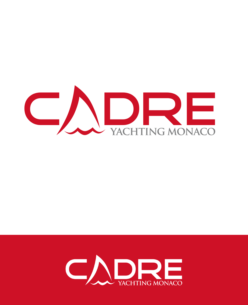 Logo Design by Robert Turla - Entry No. 385 in the Logo Design Contest New Logo Design for Cadre Yachting Monaco.