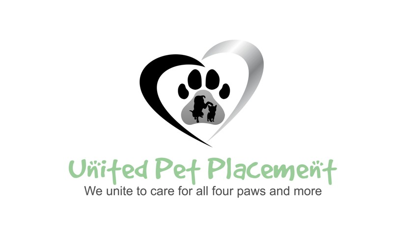 Logo Design by Crispin Jr Vasquez - Entry No. 18 in the Logo Design Contest Artistic Logo Design for united pet placement.