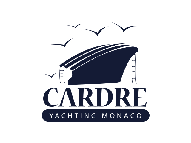 Logo Design by Kyaw Min Khaing - Entry No. 396 in the Logo Design Contest New Logo Design for Cadre Yachting Monaco.