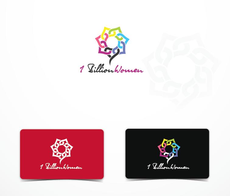 Logo Design by Private User - Entry No. 78 in the Logo Design Contest Fun Logo Design for 1BillionWomen.