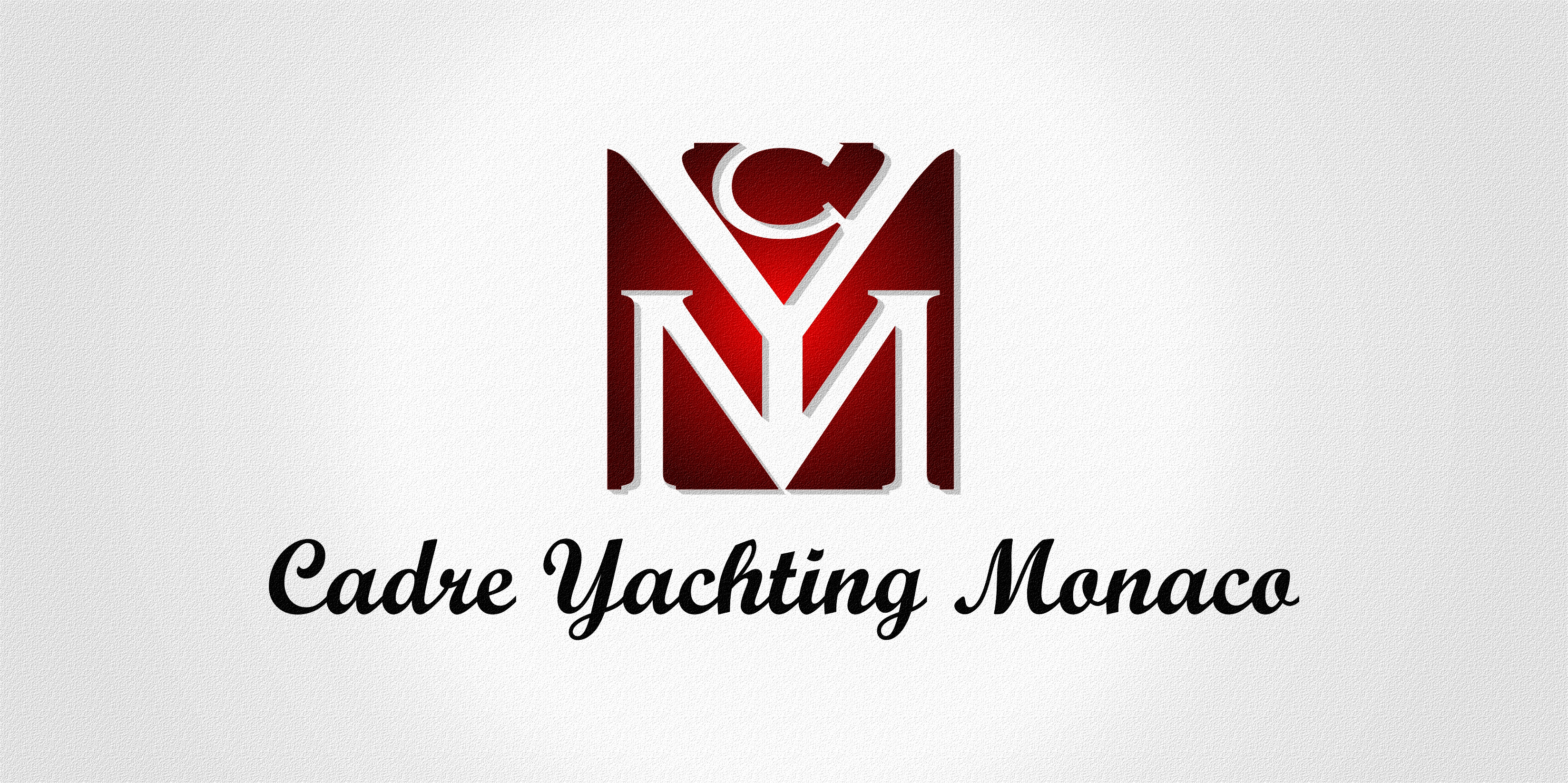 Logo Design by Private User - Entry No. 398 in the Logo Design Contest New Logo Design for Cadre Yachting Monaco.