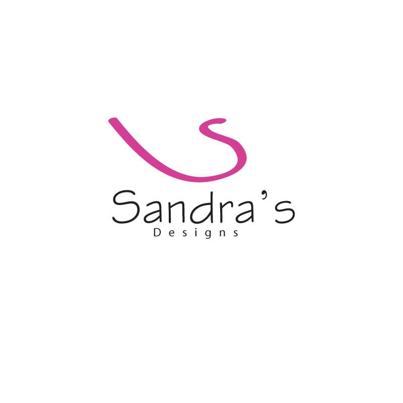 Logo Design by Private User - Entry No. 11 in the Logo Design Contest Imaginative Logo Design for Sandra's.