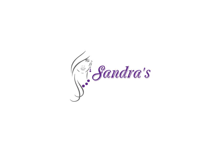 Logo Design by brands_in - Entry No. 13 in the Logo Design Contest Imaginative Logo Design for Sandra's.