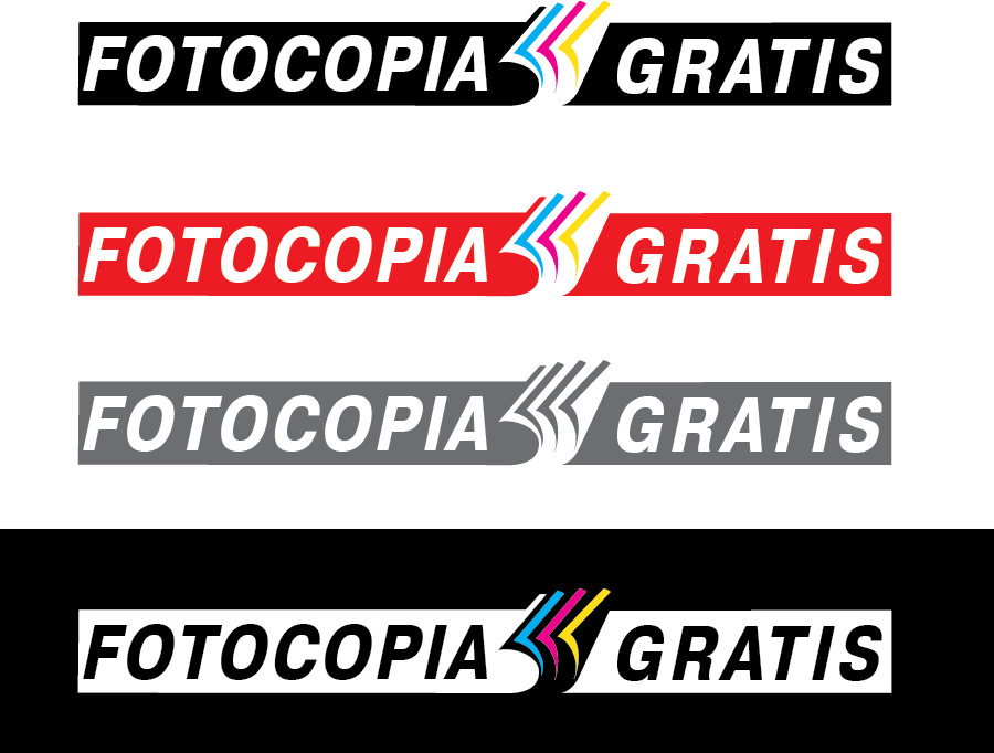 Logo Design by brands_in - Entry No. 228 in the Logo Design Contest Inspiring Logo Design for Fotocopiagratis.