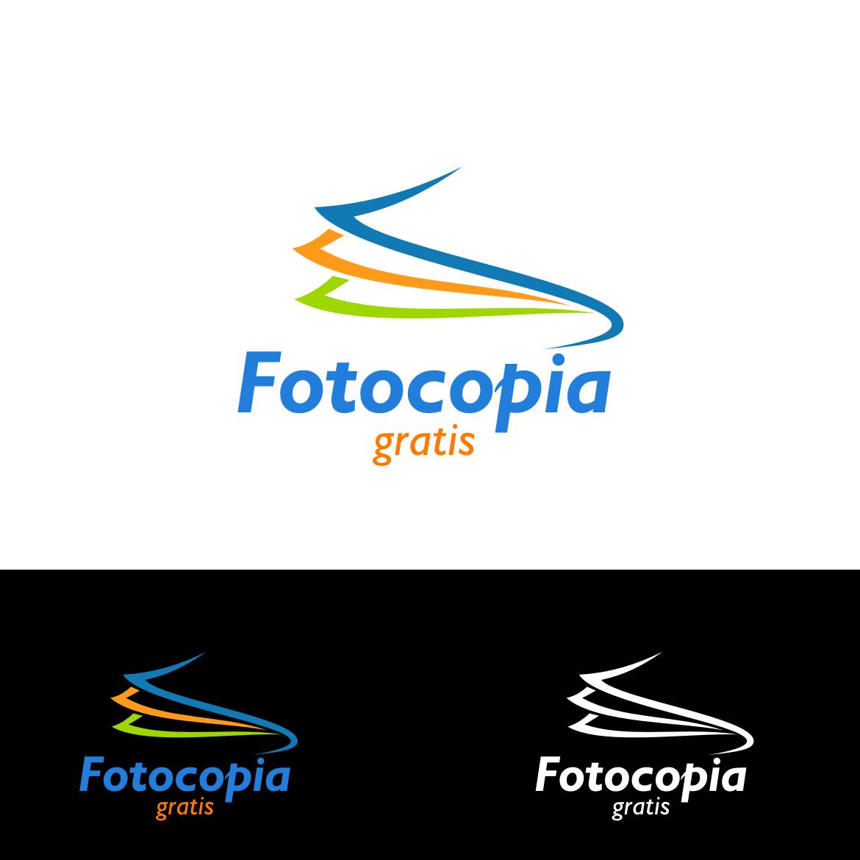 Logo Design by rifatz - Entry No. 230 in the Logo Design Contest Inspiring Logo Design for Fotocopiagratis.