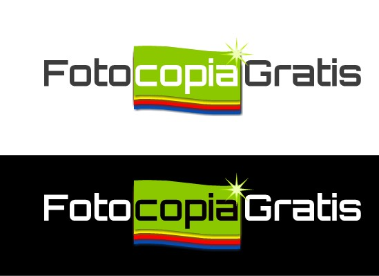 Logo Design by Ismail Adhi Wibowo - Entry No. 231 in the Logo Design Contest Inspiring Logo Design for Fotocopiagratis.