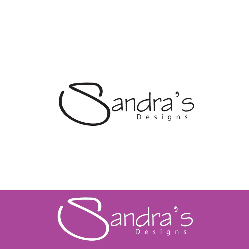 Logo Design by Private User - Entry No. 19 in the Logo Design Contest Imaginative Logo Design for Sandra's.