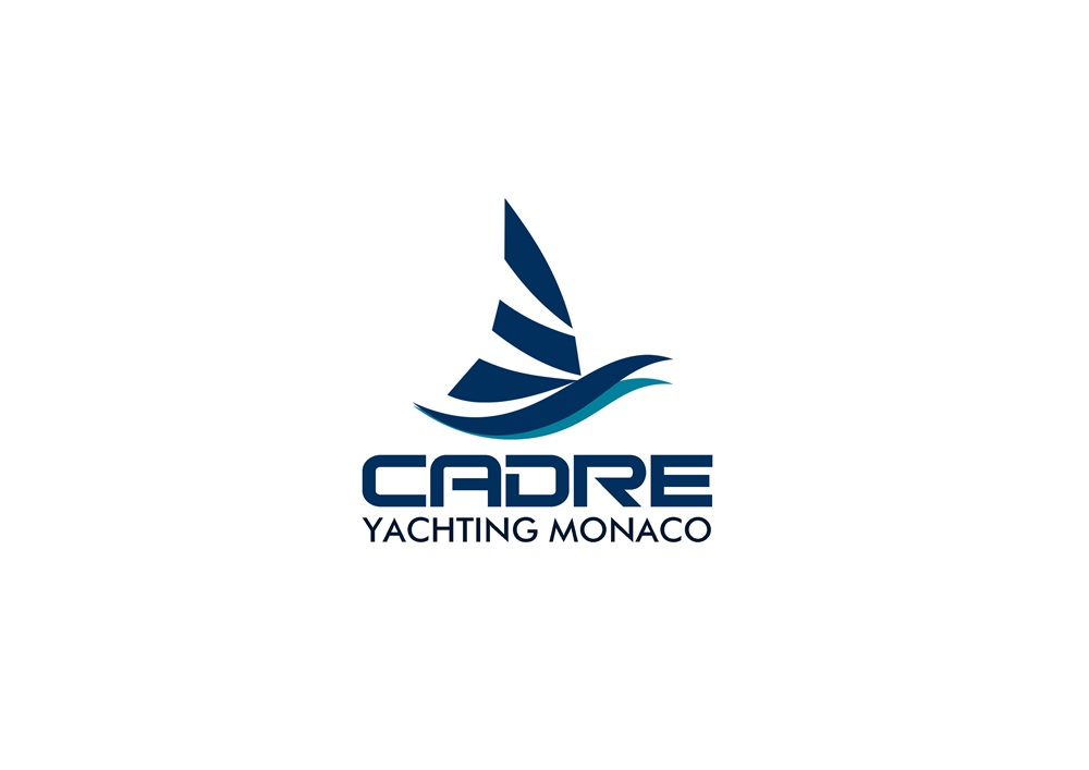 Logo Design by Respati Himawan - Entry No. 417 in the Logo Design Contest New Logo Design for Cadre Yachting Monaco.