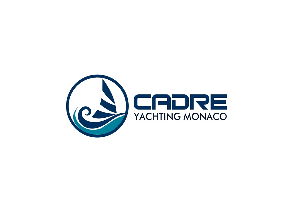 Logo Design by Respati Himawan - Entry No. 418 in the Logo Design Contest New Logo Design for Cadre Yachting Monaco.