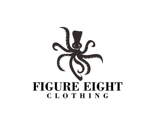 Logo Design by ronny - Entry No. 82 in the Logo Design Contest Artistic Logo Design for Figure Eight Clothing.