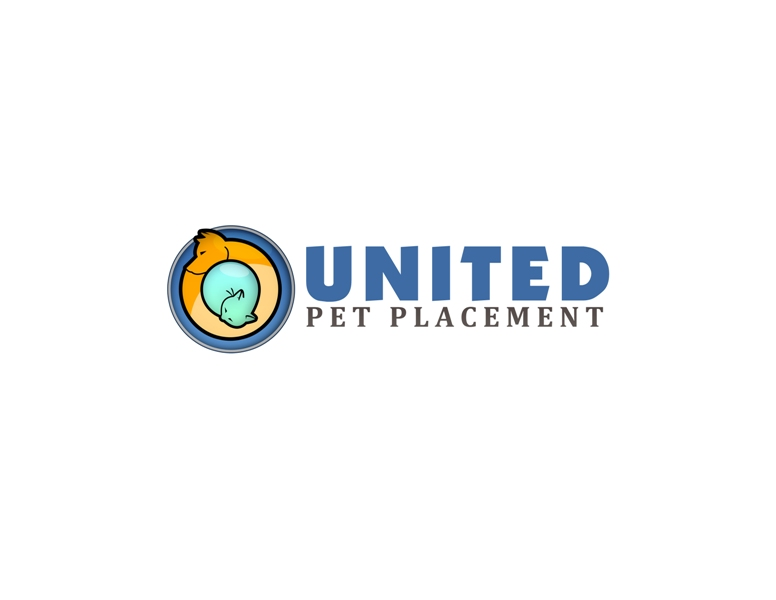 Logo Design by Juan_Kata - Entry No. 31 in the Logo Design Contest Artistic Logo Design for united pet placement.