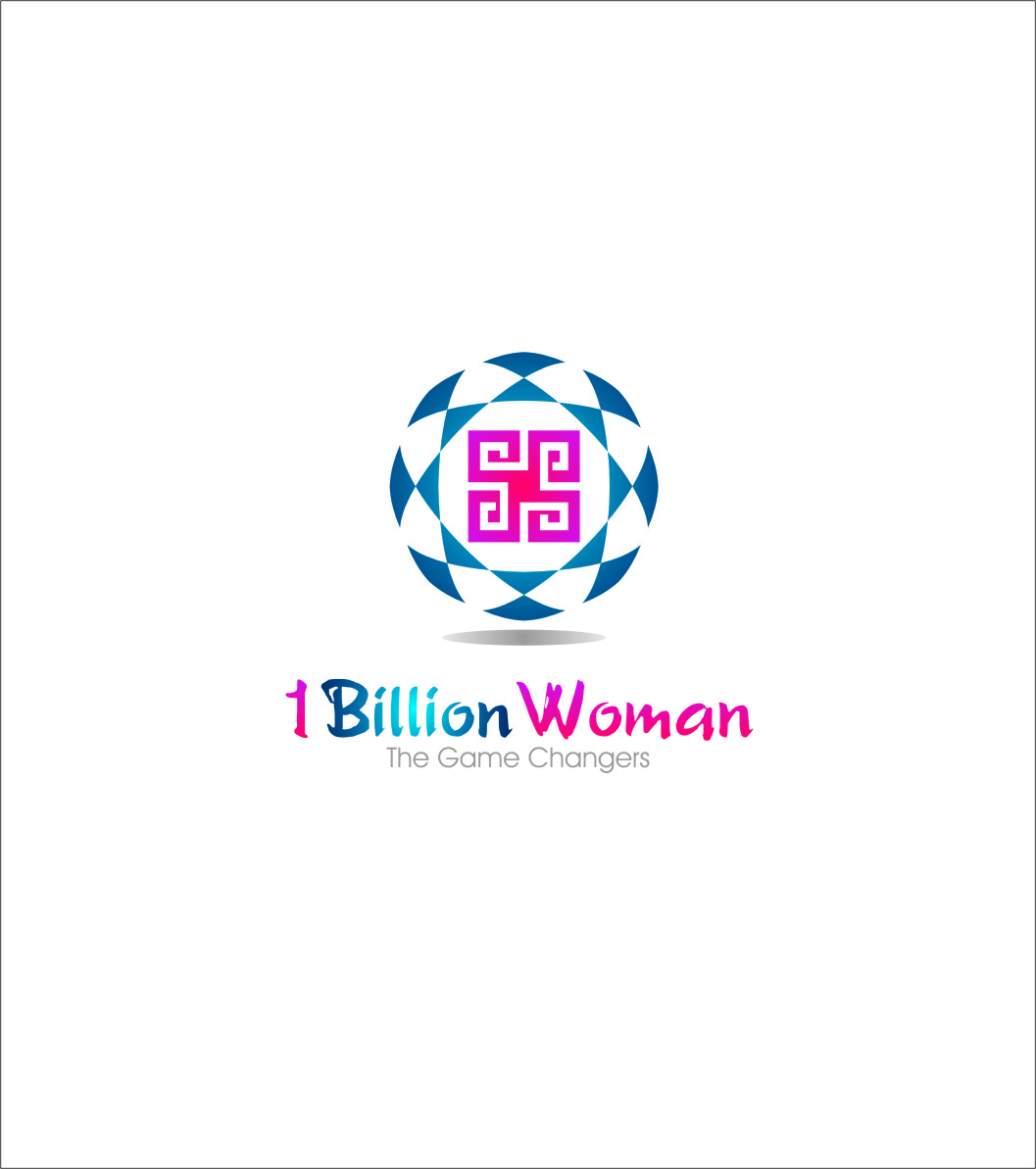 Logo Design by Ngepet_art - Entry No. 88 in the Logo Design Contest Fun Logo Design for 1BillionWomen.