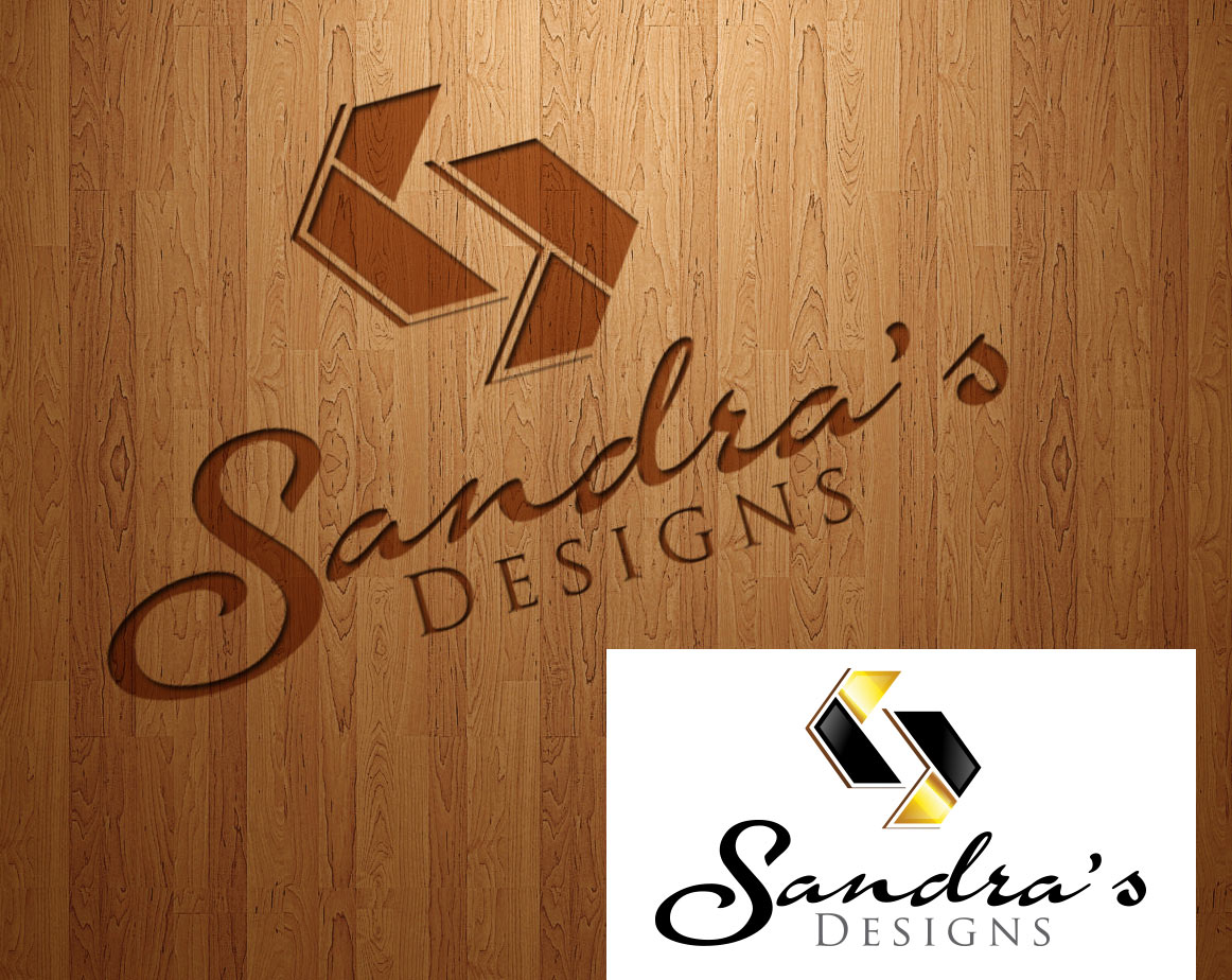 Logo Design by lagalag - Entry No. 23 in the Logo Design Contest Imaginative Logo Design for Sandra's.