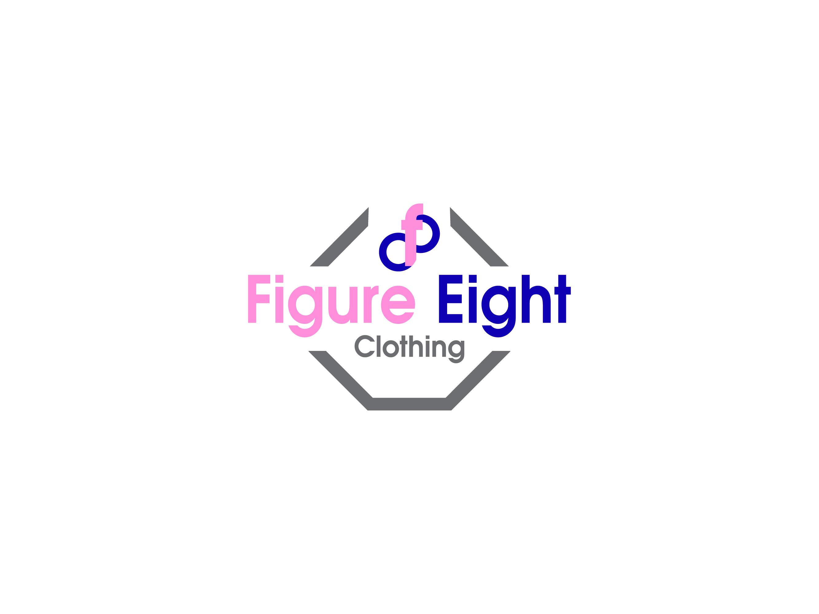 Logo Design by iRishi - Entry No. 87 in the Logo Design Contest Artistic Logo Design for Figure Eight Clothing.