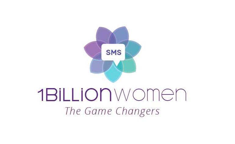 Logo Design by Laura Wood - Entry No. 94 in the Logo Design Contest Fun Logo Design for 1BillionWomen.