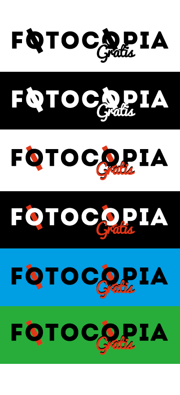 Logo Design by Calum MacConnell - Entry No. 233 in the Logo Design Contest Inspiring Logo Design for Fotocopiagratis.
