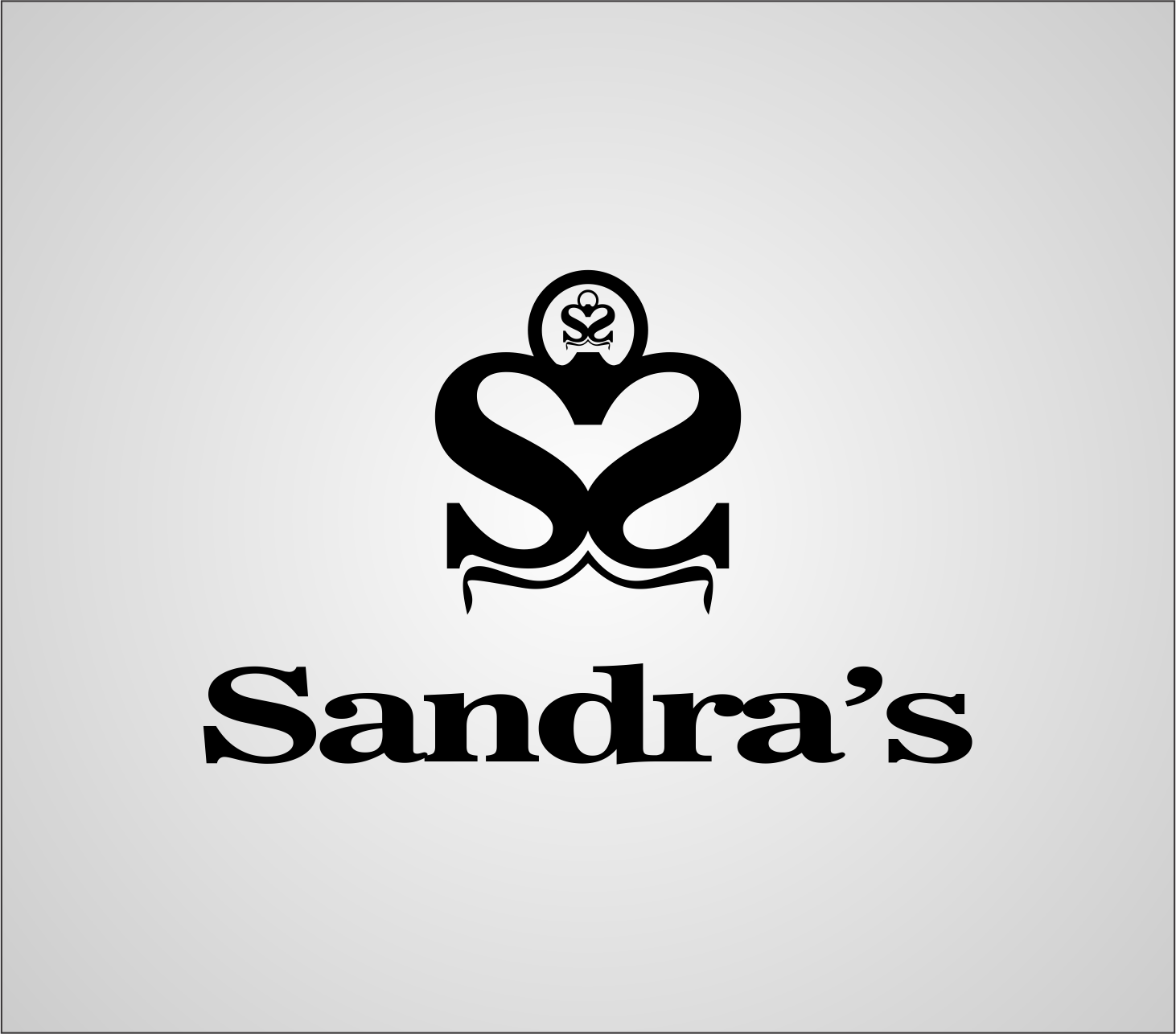 Logo Design by Agus Martoyo - Entry No. 27 in the Logo Design Contest Imaginative Logo Design for Sandra's.